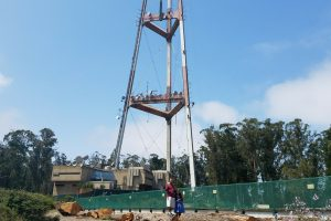 Head to the Top: The Sutro Tower & Twin Peaks of San Francisco,CA