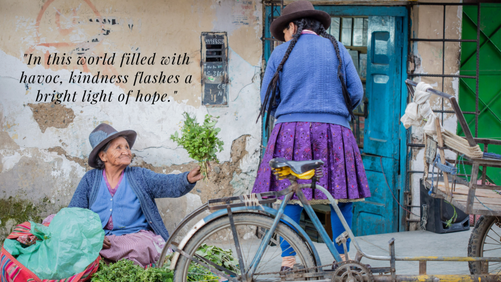 Food for Thought: A Story of Kindness