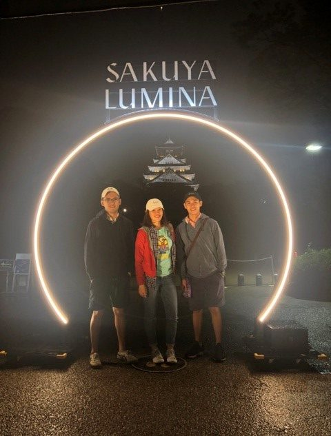 Sakuya Lumina Japan